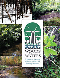 Woods for Waters: A guide to planting riparian buffers for healthy streams.
